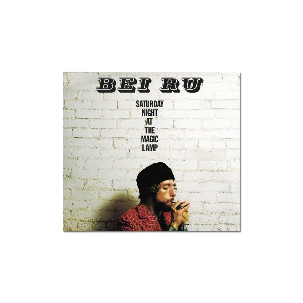 """Image of Bei Ru """"Saturday Night At The Magic Lamp"""" CD"""