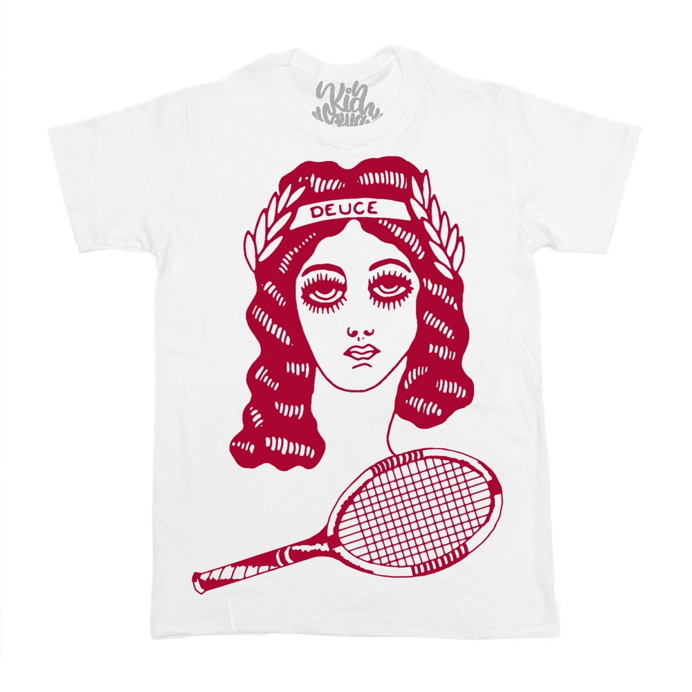 Image of Tennis Girl