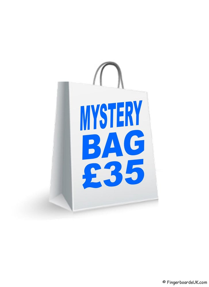 Image of Fingerboards UK - Mystery Bag - £35