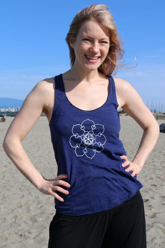 Image of Love Mandala Tank Top