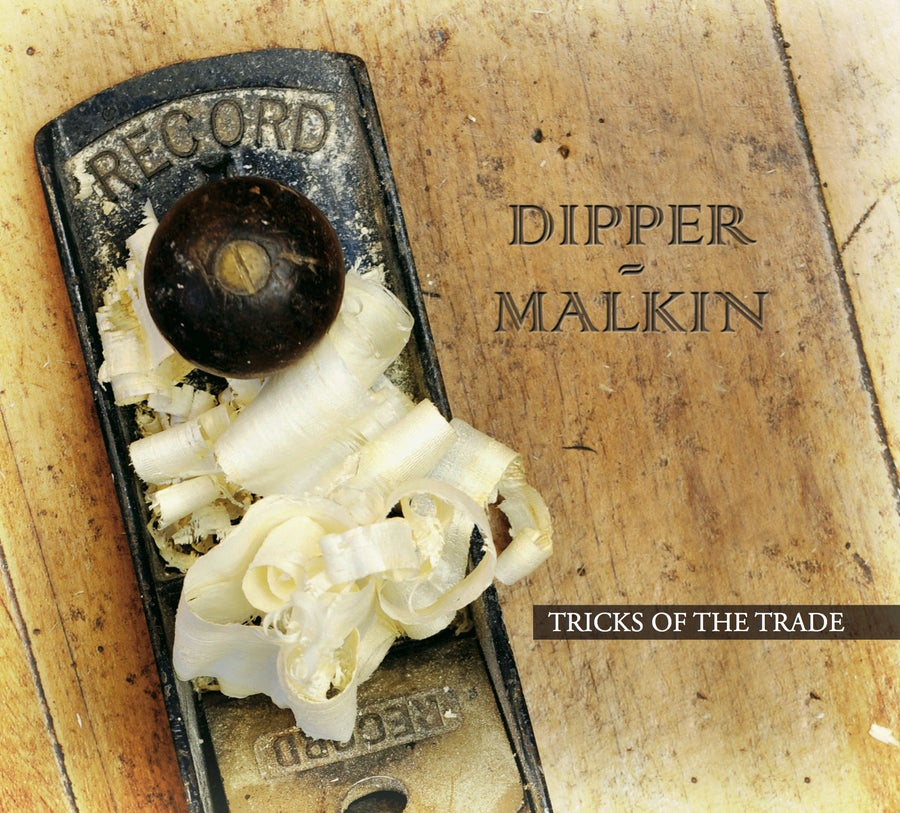 Image of Tricks of the Trade CD Album
