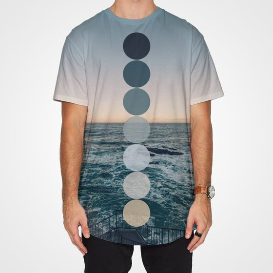 Image of Ocean Color Palette shirt