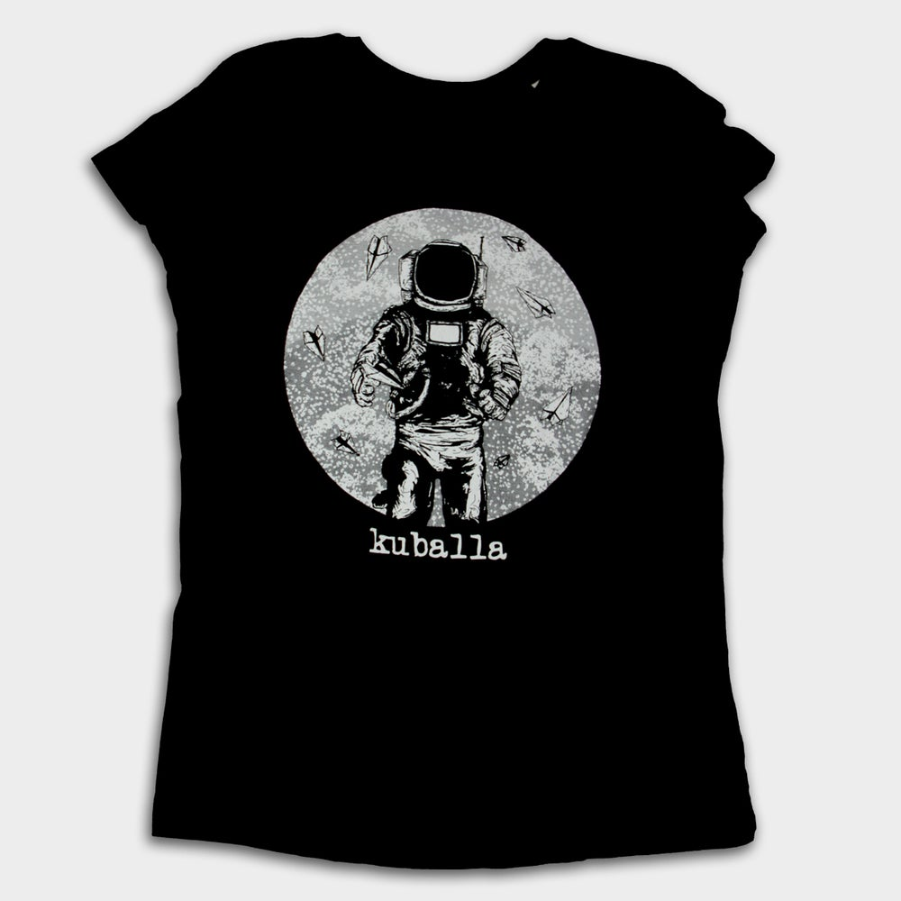 Image of Astronaut T-Shirt - Ladys
