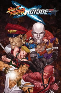 Image of Street Fighter x G.I. Joe – Signed, Numbered & Sketched