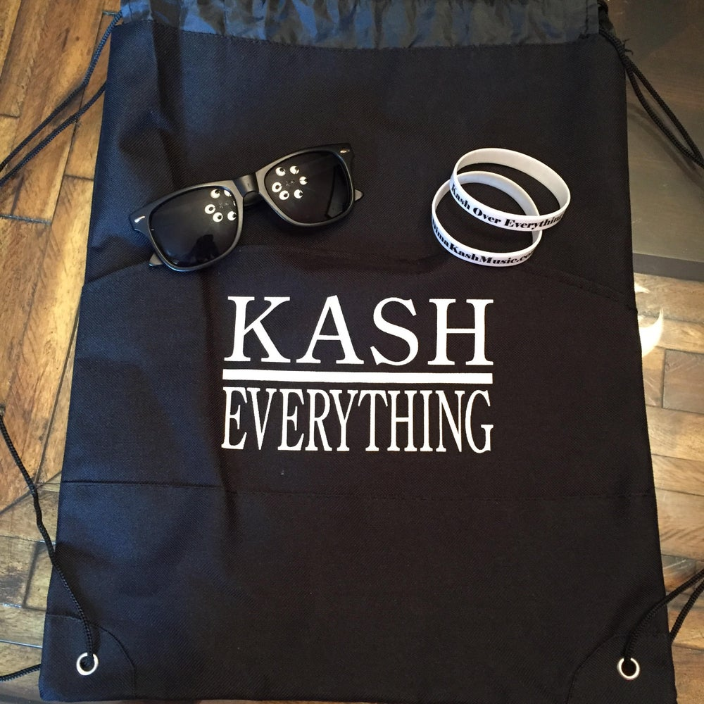 Image of Kash Over Everything Draw String Bag