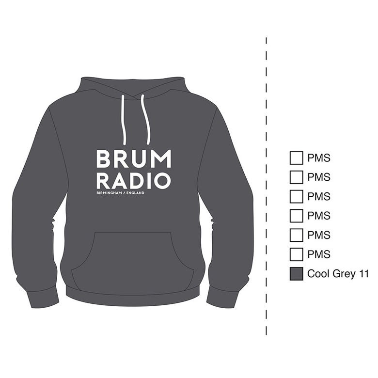 Image of The Brum Radio Hoodie