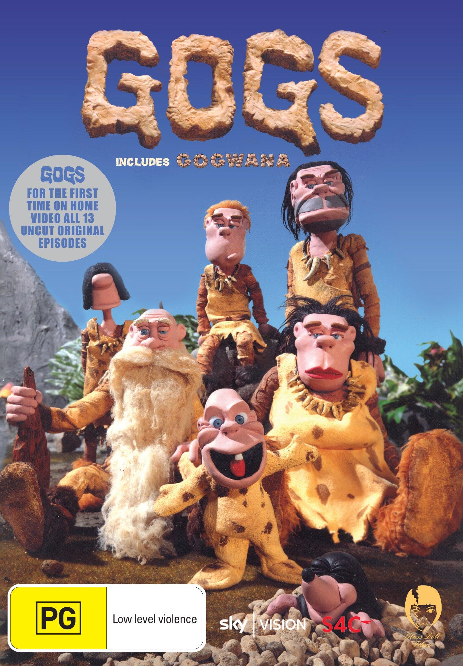 glass doll films  u2014 gogs the complete series  incl  gogwana
