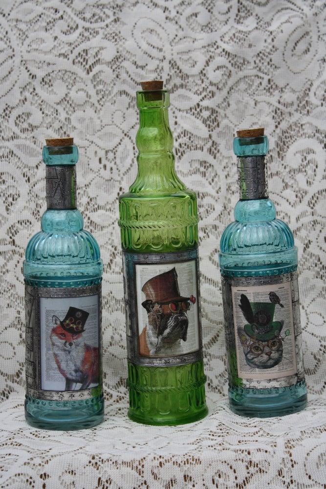 Image of Fancy Bottles