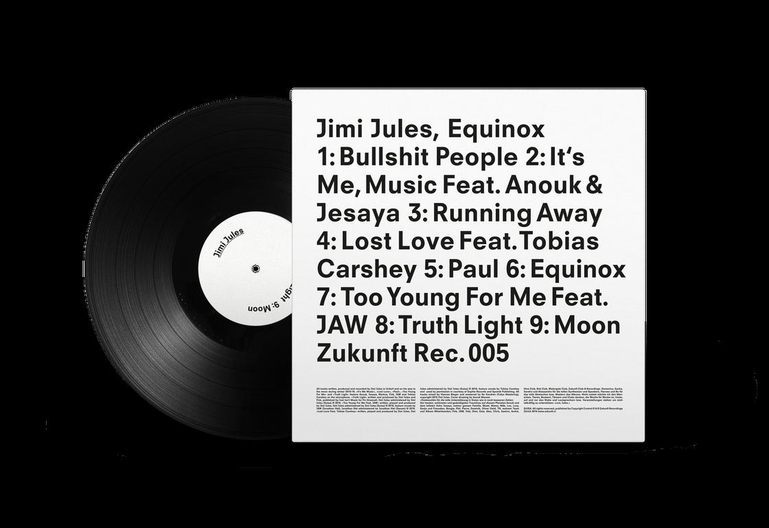 Image of Jimi Jules «Equinox»