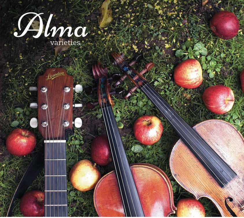 Image of Alma Varieties Debut CD