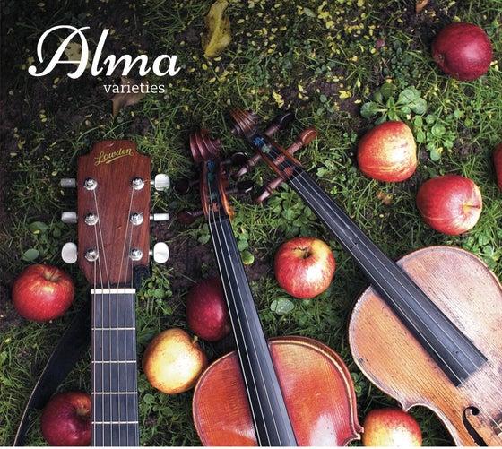 Image of Alma Varieties Debut CD
