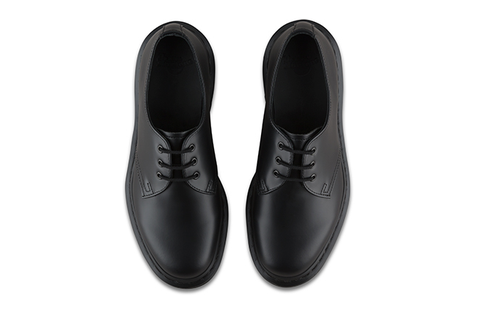 Image of Doc Martens - 1461 Mono Black Smooth