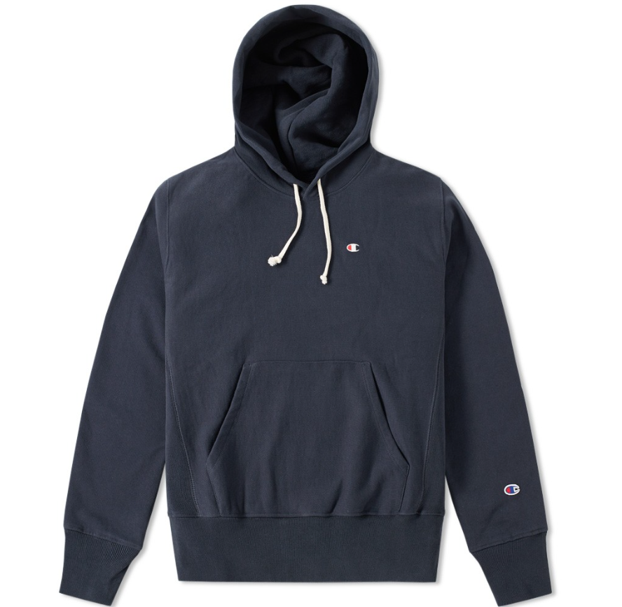 Image of Champion Reverse - Hoody Navy