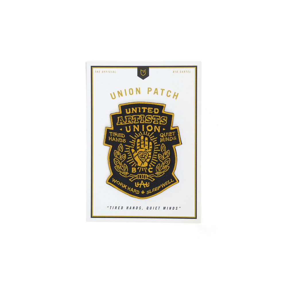 Image of Union Patch