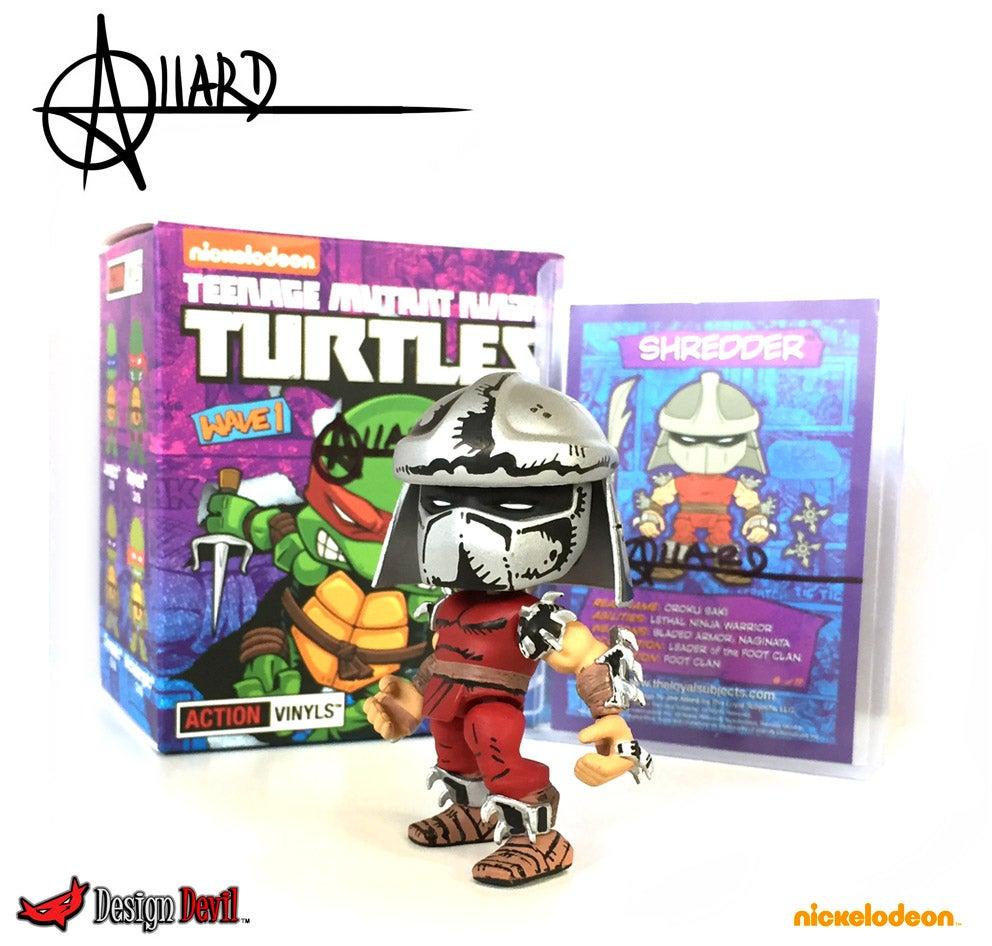 Image of Custom Comic Style Shredder