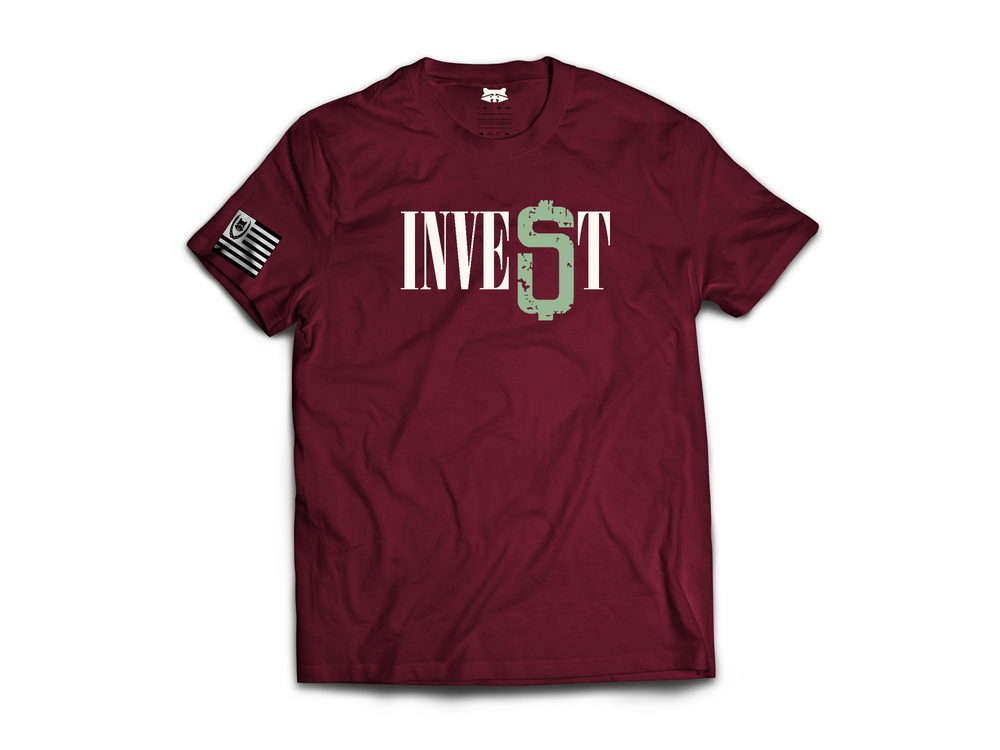 "Image of INVEST IN SELF ""money sign"""