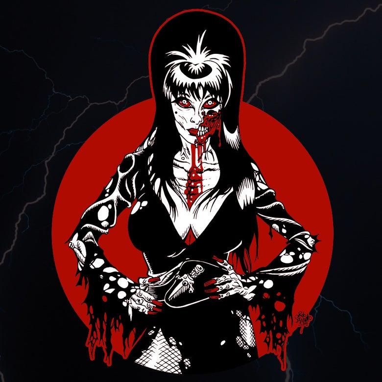 Image of Zombie Elvira