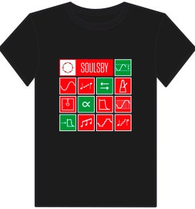 Image of Soulsby Synths T-Shirt