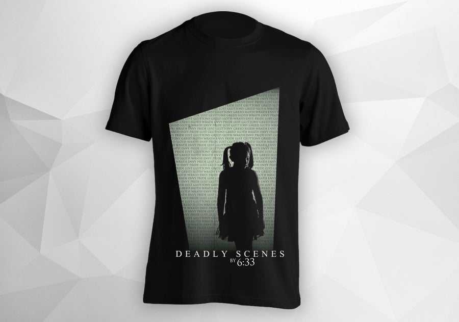 "Image of ""DEADLY SCENES"" T-Shirt"