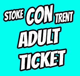 Image of Adult Ticket for Stoke Con Trent #6