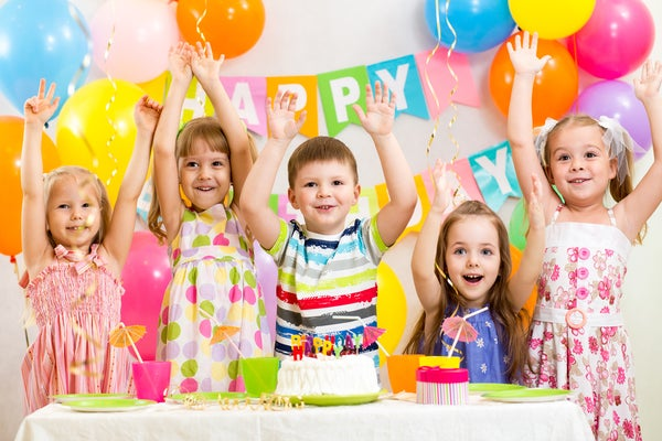 Image of Open Play Birthday Party Package