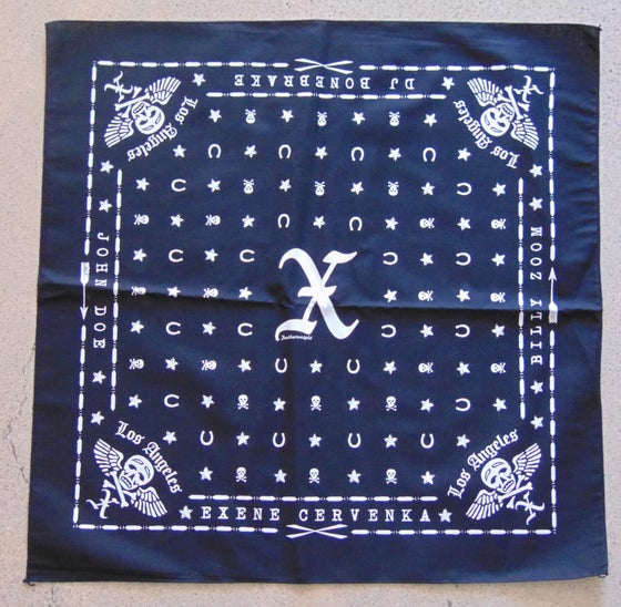 Image of Black Bandana