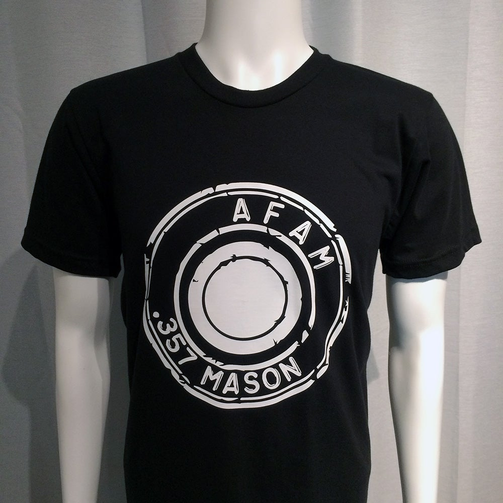 Image of .357 Mason T-shirt