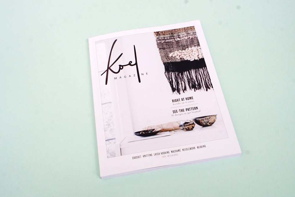 Image of Koel Magazine, Debut Issue 1