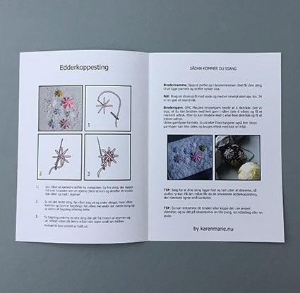 Image of STING #edderkop pdf vejledning