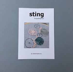 Image of STING # Tungestingshjul pdf vejledning