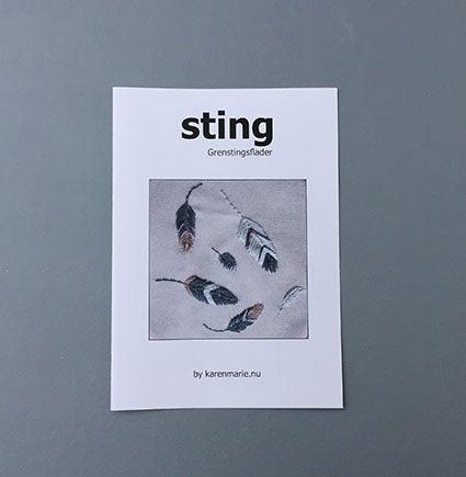 Image of STING #Grenstingsflader pdf vejledning