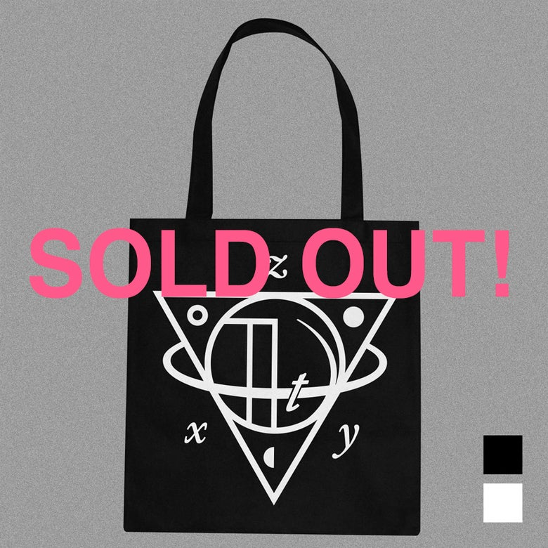 Image of Tid tote bag #1