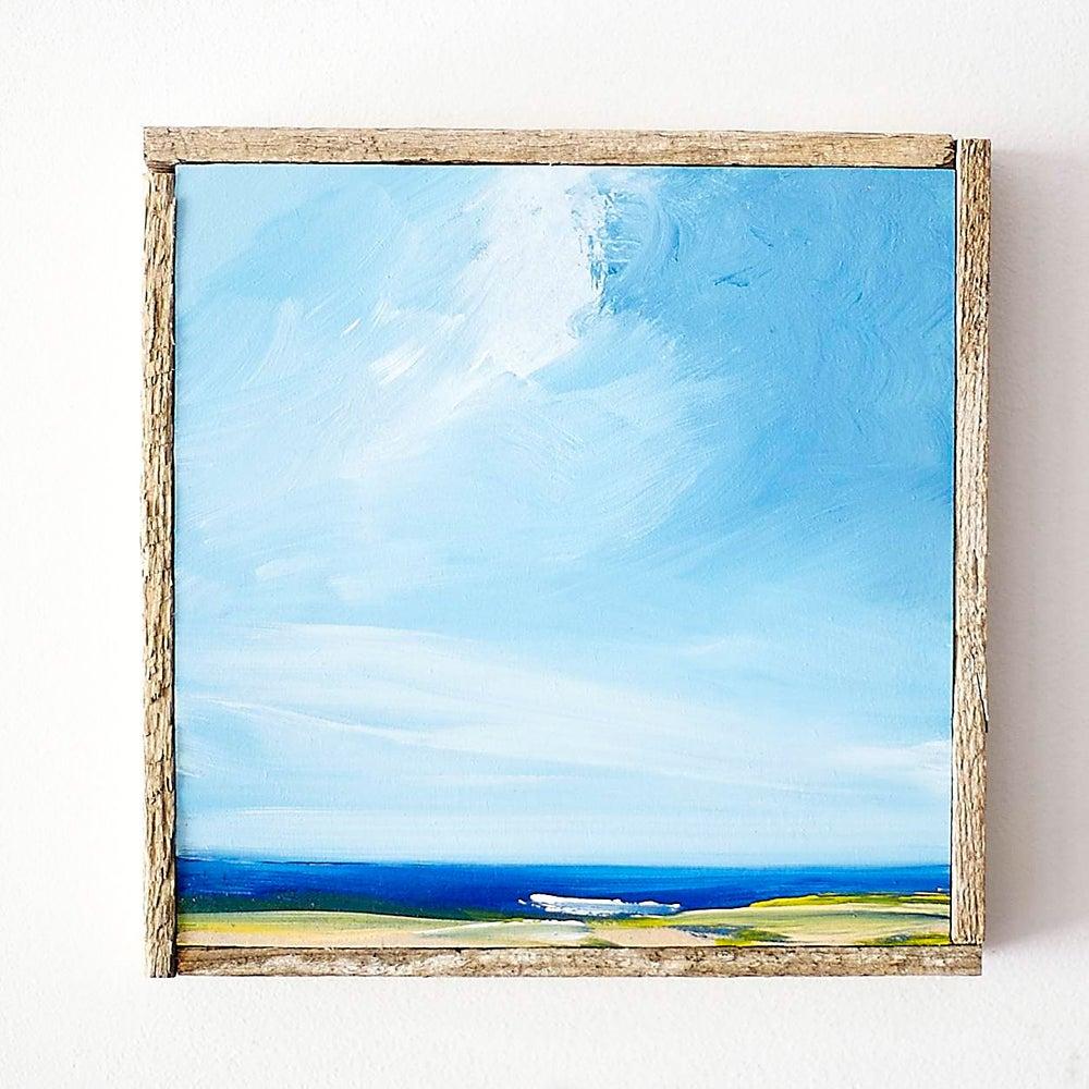 Image of 1 - Willie Saint James Original Painting - Set of 1