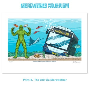 Image of 1. Merewether Aquarium A4 digital prints one to four