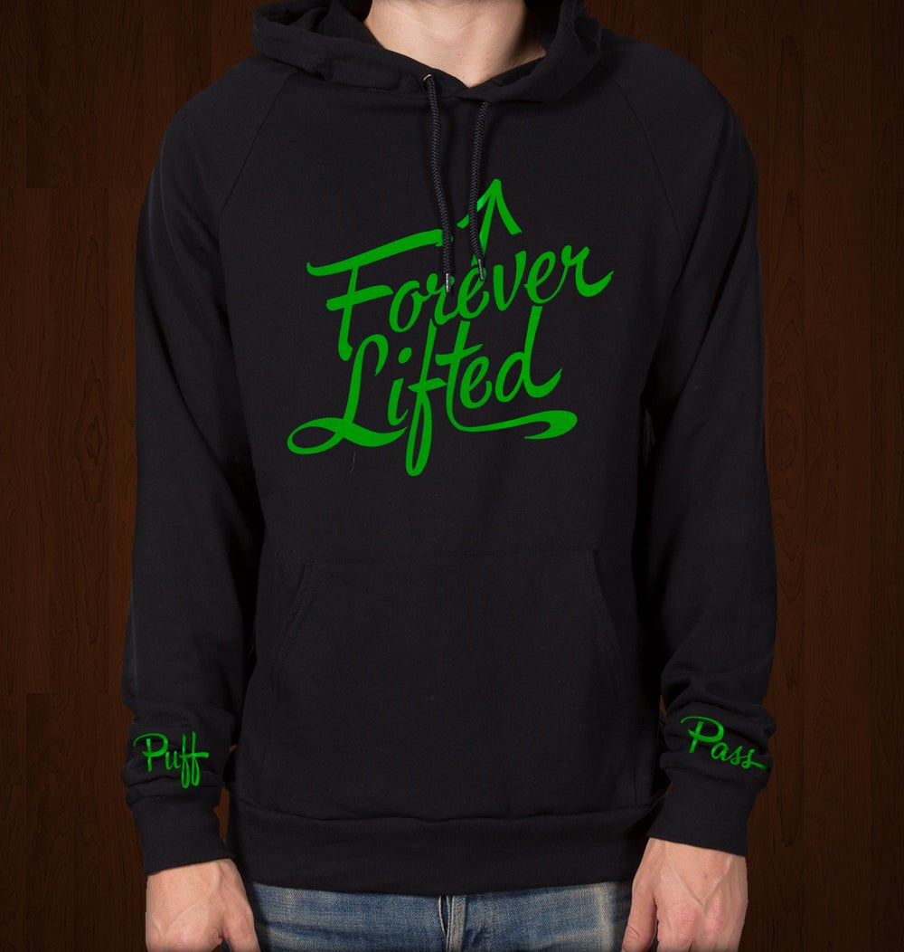Image of Forever Lifted