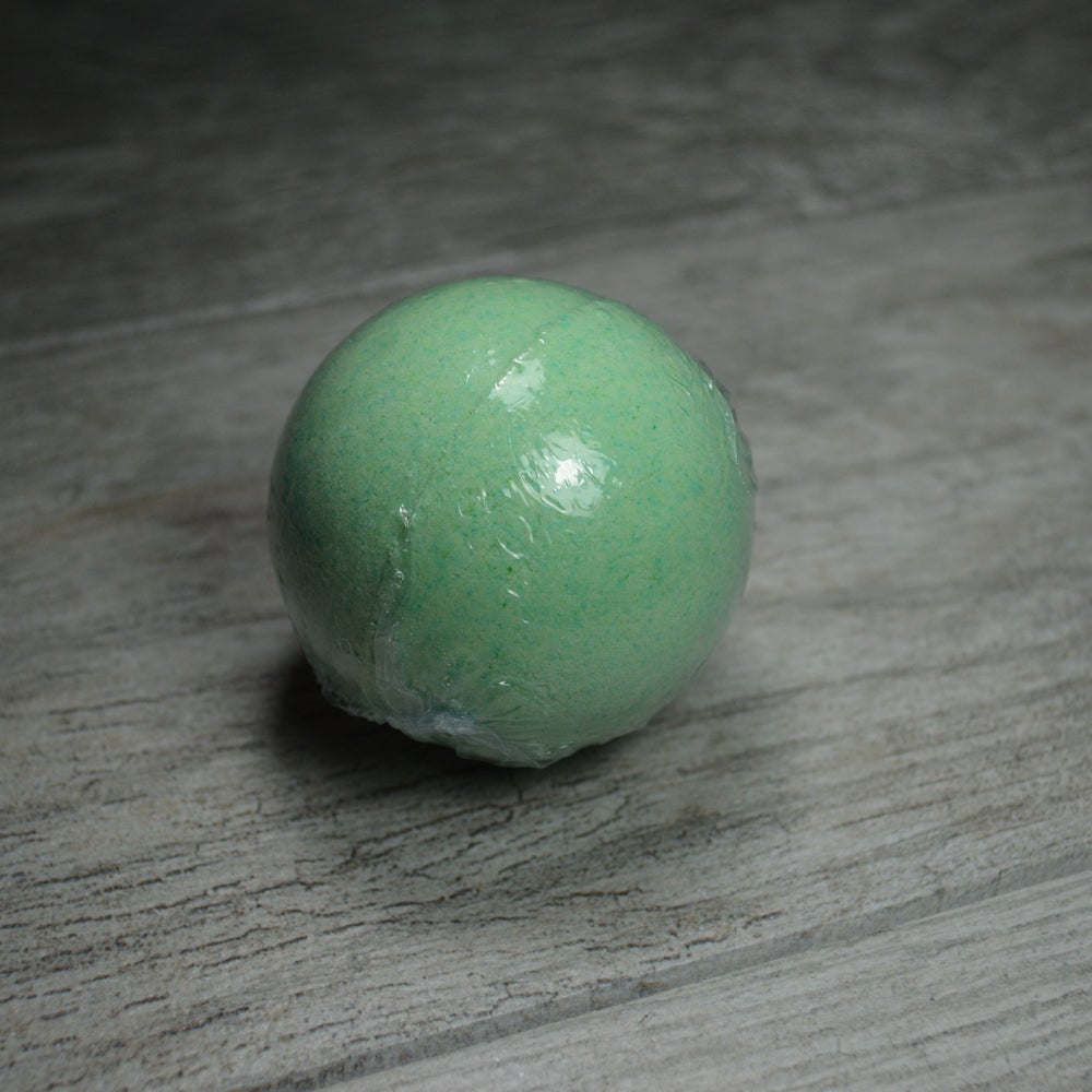 Image of Green Apple Bath Bombs