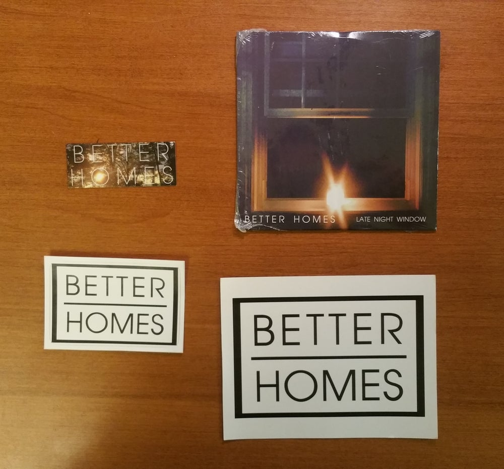 Image of Late Night Window EP Bundle