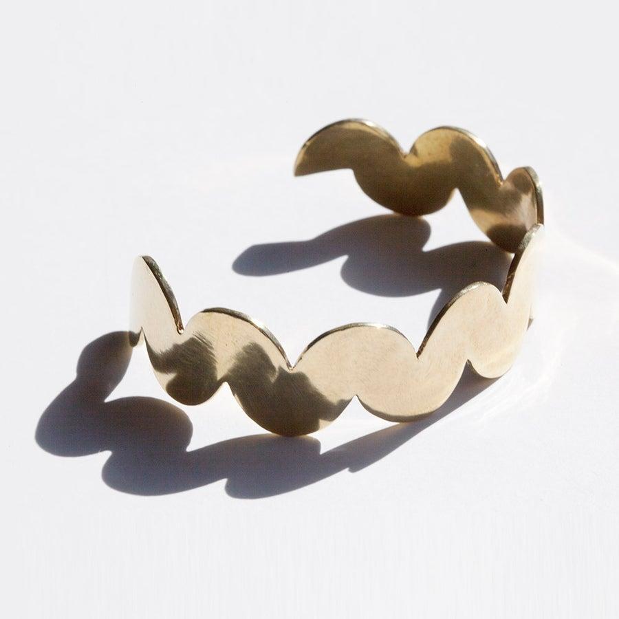 Image of Wave Bracelet
