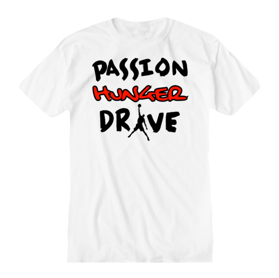 Image of Passion Hunger Drive T-Shirt!