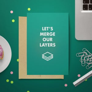 Image of Merge our layers