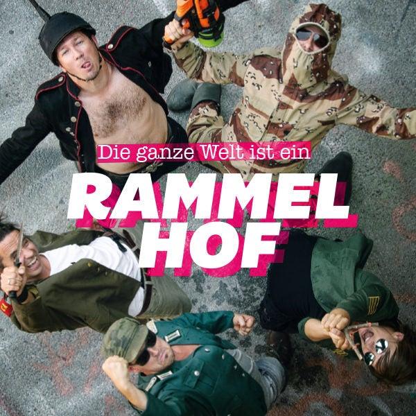 Image of Rammelhof - Die Ganze Welt ist ein Rammelhof (LP)