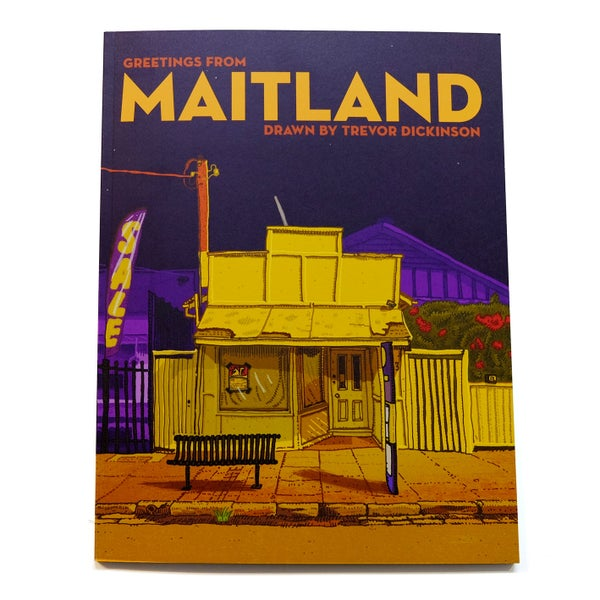 Image of Greetings from Maitland Book