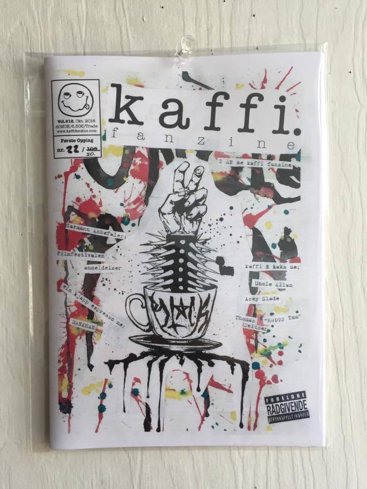 Image of kaffi fanzine Vol.#12 (2016) Standard