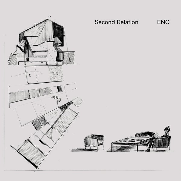 "Image of Second Relation ""Eno"" CD"