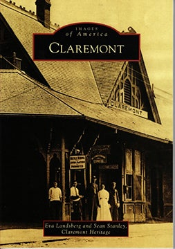 Image of BOOK - CLAREMONT - Images of America by Arcadia Books