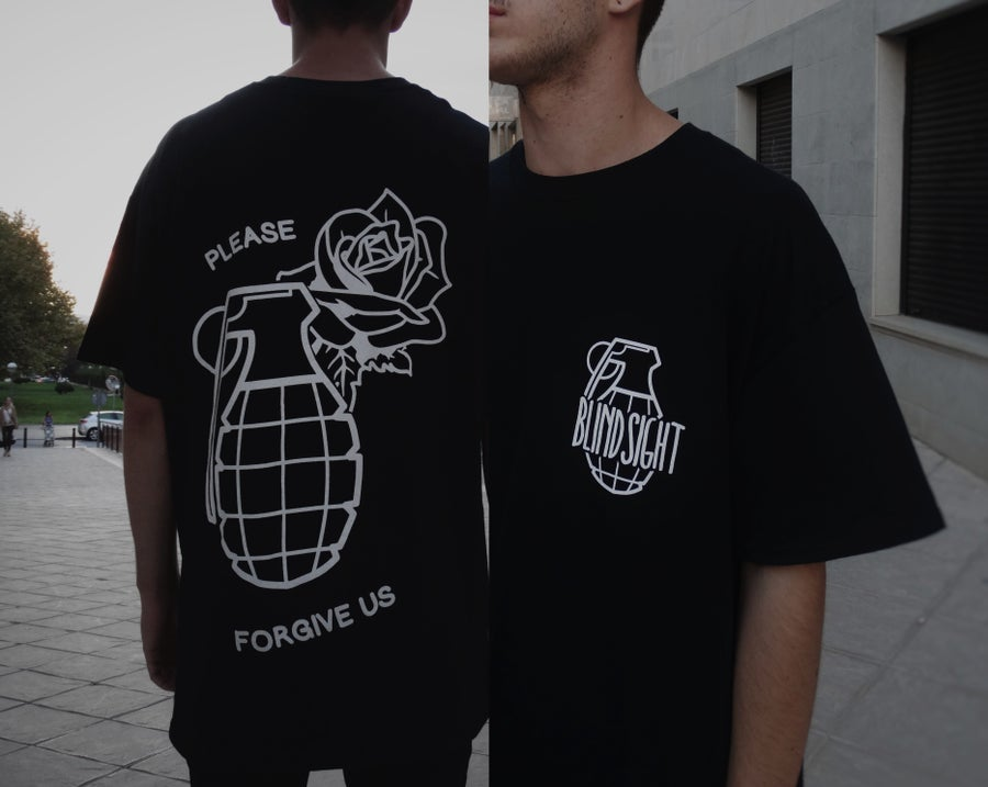 Image of GRENADE - SHIRT ( Black )
