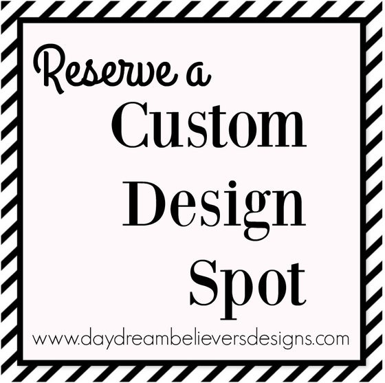Image of 2018 Custom Design Spot