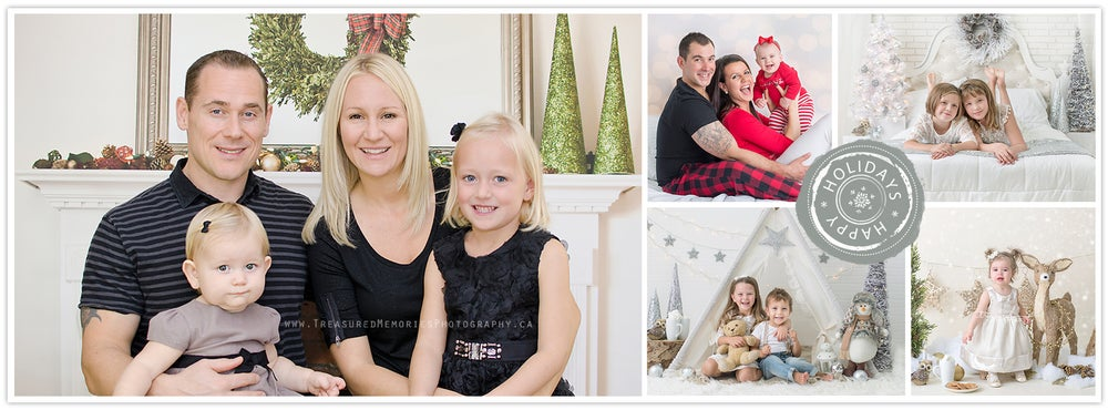 Image of { Custom Holiday Sessions - 2016 }