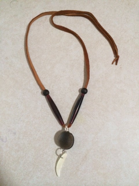 Image of Deer Eye Necklace