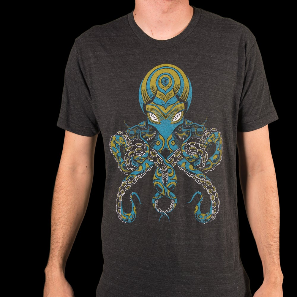 Image of BLUE OCTOPUS